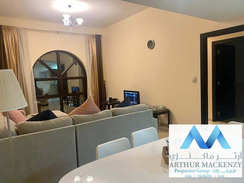 Fully furnished 1 bedroom available for rent in DSO