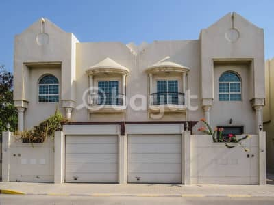 4 Bedroom Villa for Rent in Sharqan, Sharjah - 4 Bedrooms, Upgraded Compound Villa for Rent in Al Sharqan, Sharjah