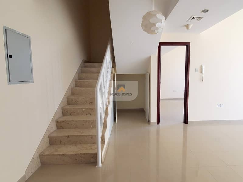 CHILLER FREE | MULTIPLE CHQS | 3BR-DUPLEX | MAID'S ROOM