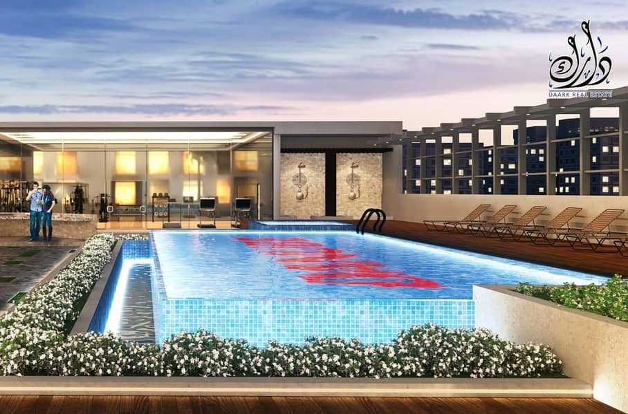 11 best price offering huge studio with 25% discount instalment 50% by 50%