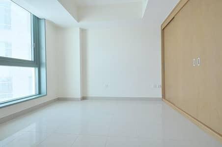 شقة 1 غرفة نوم للايجار في منطقة الكورنيش، أبوظبي - Luxury apartments with a very distinctive sea view 1 bedrooms- 2 bathroom Now