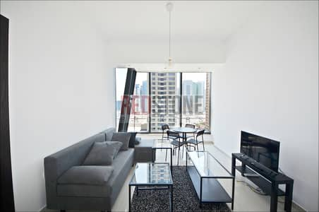 Fully Furnished 1 Bed + 2 Bath Pool View