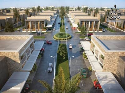 1 Bedroom Townhouse for Sale in Dubailand, Dubai - Townhouses for sale in Dubai with 1% monthly installment
