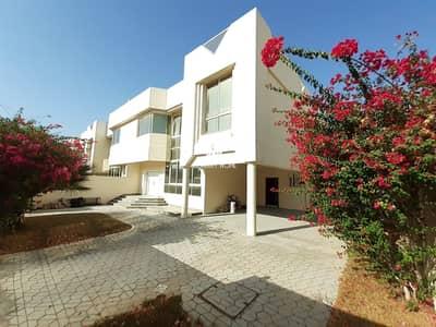 4 Bedroom Villa for Rent in Jumeirah, Dubai - Renovated 4 bed | Private pool | Private Garden | Jumeirah 2