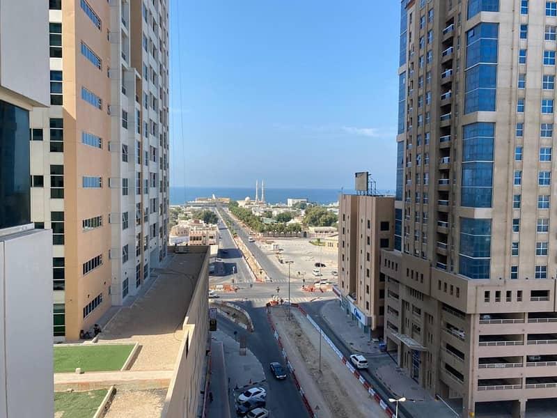 شقة في أبراج عجمان ون الصوان 1 غرف 26000 درهم - 4856839