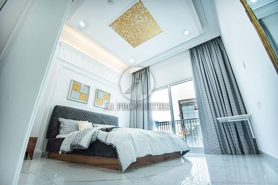 Gorgeous 1BR Apartment | Brand New | Arjan