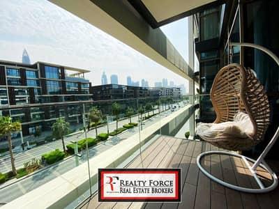 فلیٹ 2 غرفة نوم للايجار في جميرا، دبي - BRAND NEW FURNISHING | BURJ VIEW | CLOSE TO MALL