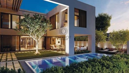 5 Bedroom Villa for Sale in Tilal Al Ghaf, Dubai - Beautiful 5 Bedroom Independent Villa Close To Lagoon