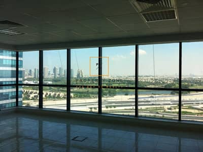 Good Layout Fitted Office space in Jumeirah BayX3 JLT