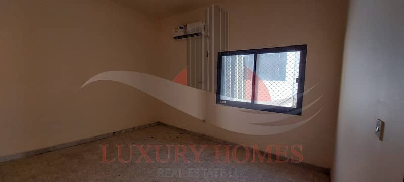 1 Spacious and Bright with Balcony and Paid Parking