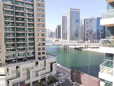 1 Bedroom Apartment for Rent in Business Bay, Dubai - PAY 4CHQS | BALCONY IN SCENIC VIEW