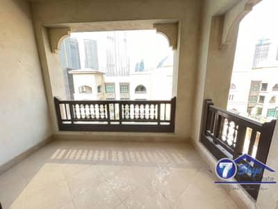فلیٹ 2 غرفة نوم للبيع في المدينة القديمة، دبي - Burj Khalifa VIew   Spacious 2 BR   Amazing Offer
