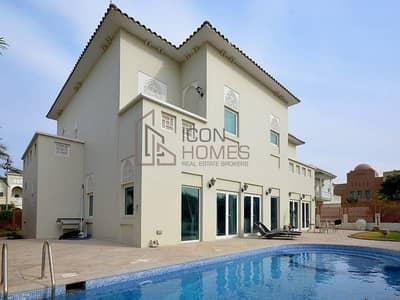5 Bedroom Villa for Rent in Al Furjan, Dubai - Beautiful and Spacious 5BR Villa / Brand New   Quortaj Style