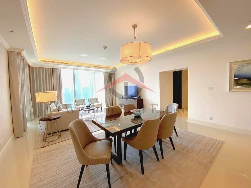 2 3BHK Plus Maid| All Inclusive I Multiple Options