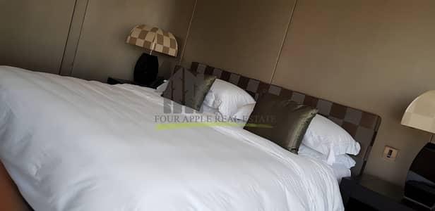 فلیٹ 1 غرفة نوم للايجار في وسط مدينة دبي، دبي - Exquisite   1 Bedroom Suite   Armani Residence