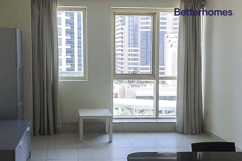 Semi Furnished | Large Balcony | Great Layout
