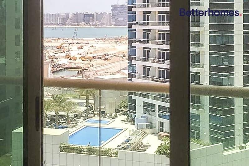 9 Semi Furnished | Large Balcony | Great Layout