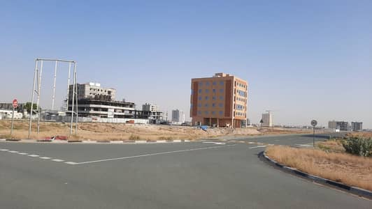 Plot for Sale in Al Jurf, Ajman - For sale residential land, commercial shelf 16, the best location