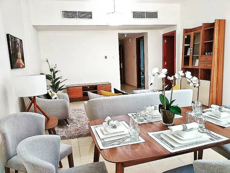 BEST DEAL OF 2BR FOR SALE IN ORIENT TOWER AJMAN