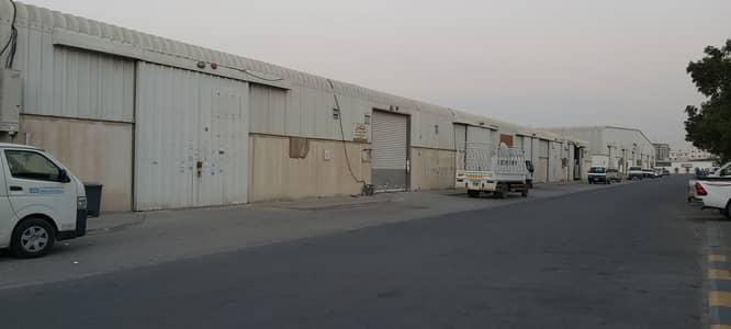 مستودع  للايجار في المنطقة الصناعية، الشارقة - 1