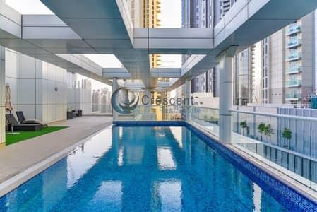 شقة 2 غرفة نوم للايجار في وسط مدينة دبي، دبي - 2 Bed Plus  Study Walking Distance To Dubai Mall