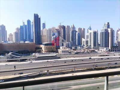 1 Bedroom Apartment for Sale in Jumeirah Lake Towers (JLT), Dubai - Marina view!! large size | vacant apartment for sale in Madina tower