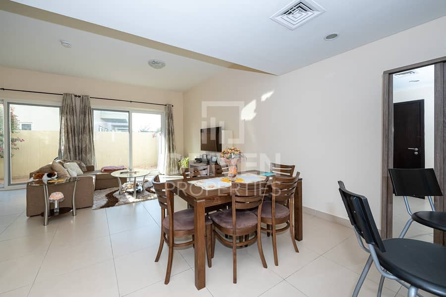 Wonderful 3Bedroom |Single Row Townhouse