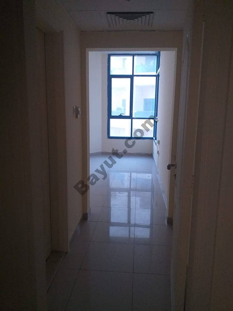 GOOD OFFER! BIG SIZE 1 BHK WITH 2 BATHROOMS FOR 15000/ RENT IN AL KHOR TOWERS. . . . 1019 SQFT