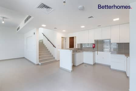 3 Bedroom Townhouse for Sale in Town Square, Dubai - Type 2M   Rented   Single Row   Road View