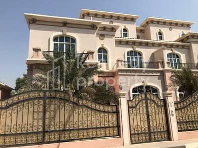 5 Bedroom Villa for Rent in Al Mushrif, Abu Dhabi - Private I Negotiable Price I Small Compound