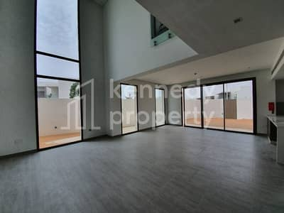 4 Bedroom Townhouse for Rent in Yas Island, Abu Dhabi - Brand New 4Y I Ready to move in I Privacy & Luxury