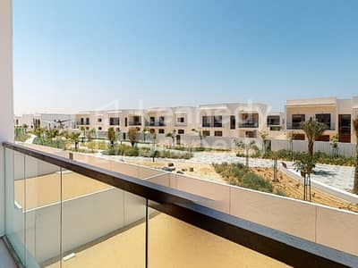 4 Bedroom Villa for Rent in Yas Island, Abu Dhabi - Prime Area I First Tenant I Next To Park
