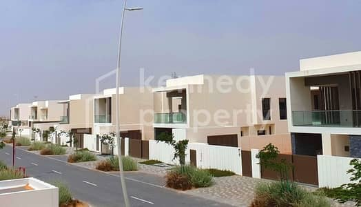 4 Bedroom Villa for Rent in Yas Island, Abu Dhabi - Ready To Move In I 4 X Type I Single Row