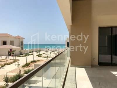 5 Bedroom Villa for Sale in Saadiyat Island, Abu Dhabi - Partial Sea View I Large Layout I Terrace