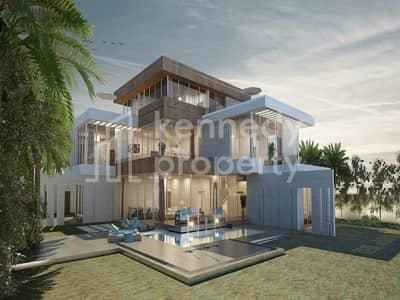 فیلا 5 غرف نوم للبيع في جزيرة السعديات، أبوظبي - Garden View I Private Beach I Easy Pays