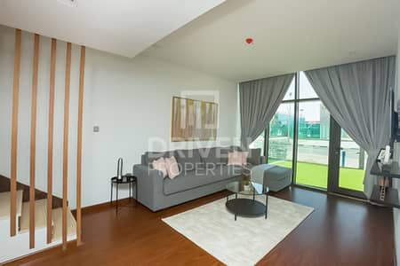 2 Bedroom Apartment for Sale in Dubai Silicon Oasis, Dubai - Superb and Unique |2 Bedroom Duplex Unit