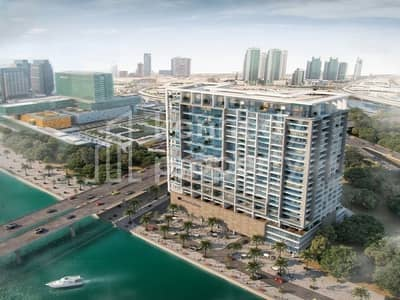 Studio for Sale in Al Reem Island, Abu Dhabi - Water View I 0% Down Payment I Furnished