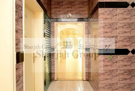1 Bedroom Flat for Rent in Al Qasimia, Sharjah - Affordable Offer of 1BHK with Balcony in Qassimiya