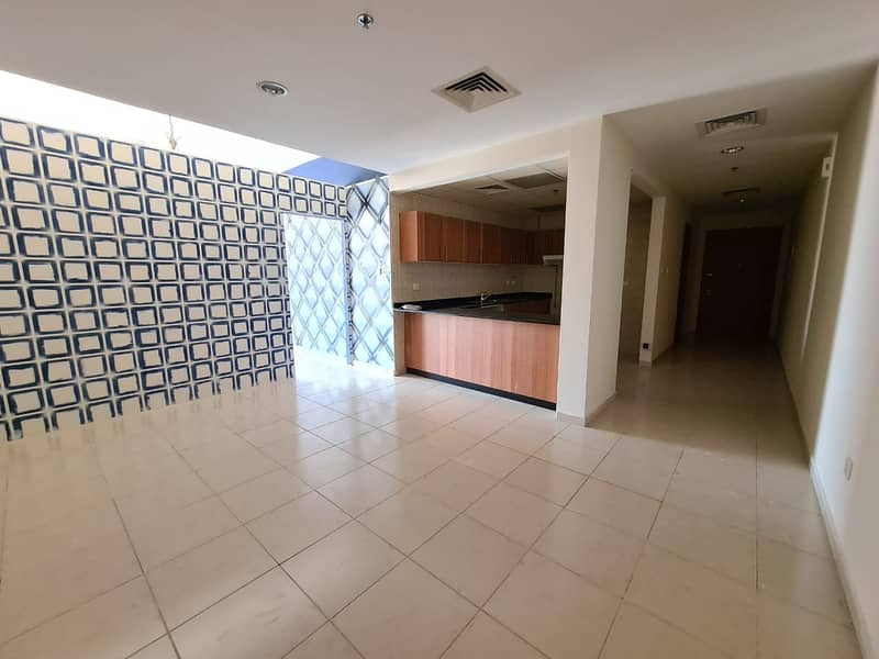 2 Huge L  Shape Unfurnished Studio Well Maintained In an Amazing Deal