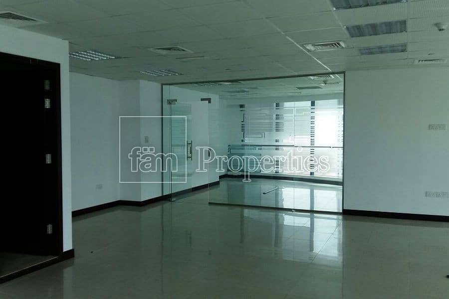 Tenanted | Fitted | Glass Partitions | Reef Tower