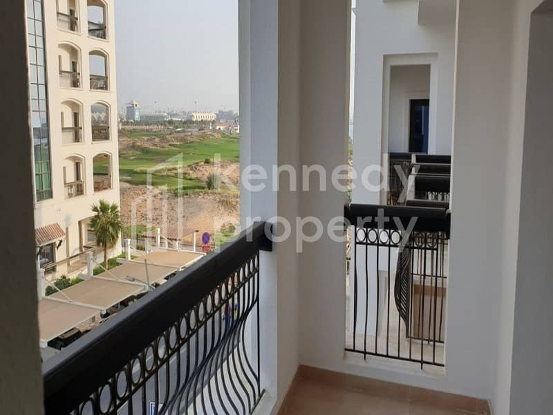 Golf View I Very Spacious I Two Balconies