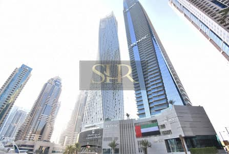 2 Bedroom Apartment for Rent in Dubai Marina, Dubai - Stunning Sea View & Luxurious | 1 Month Free | Chiller Free