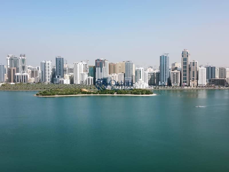 Panoramic View 3-BHK Master Room In Al Majaz