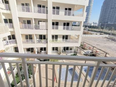 Studio for Sale in Jumeirah Village Circle (JVC), Dubai - Pool View | Beautifully Designed Furnished Studio Apt. | Noora Residence