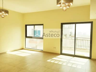 2 Bedroom Flat for Rent in Al Furjan, Dubai - Maidroom | Pool View | Kitchen Appliances