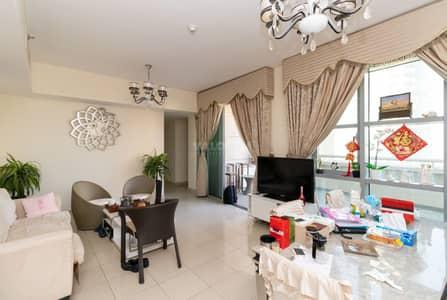 فلیٹ 3 غرف نوم للبيع في وسط مدينة دبي، دبي - HUGE BALCONY   SPACIOUS 3 BHK   GREAT VIEW   FURNISHED