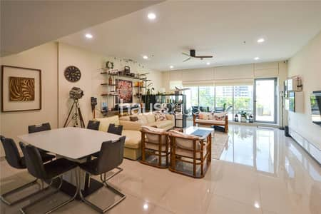 2 Bedroom Penthouse for Sale in Dubai Sports City, Dubai - Golf Course View | Upgraded | Large Terrace
