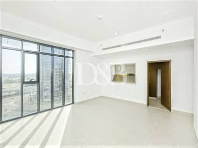 2 Bedroom Flat for Sale in The Hills, Dubai - Largest 2 BR | Full Golf And Marina View