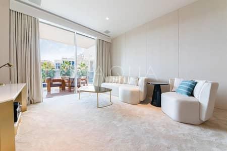 شقة 2 غرفة نوم للايجار في نخلة جميرا، دبي - Exclusive | Luxury living | Fully furnished