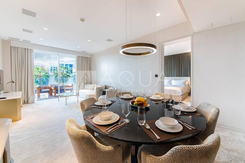 2 Exclusive   Luxury living   Fully furnished